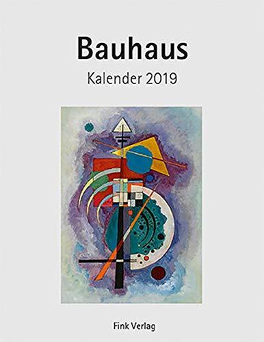 Bauhaus 2019: Kunst-Einsteckkalender