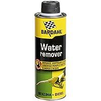 BARDAHL Water Remover Additivi Elimina Acqua Nel Carburante Per Motori Benzina Diesel Da 300 ML