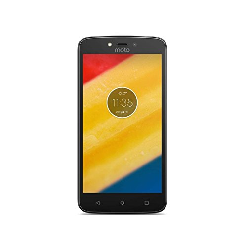 Motorola Moto C (Pearl White, 16 GB)