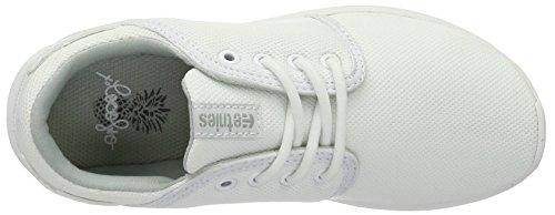 Etnies Scout W's, Sneaker Donna Bianco (Cblack/cblack/dkgrey)