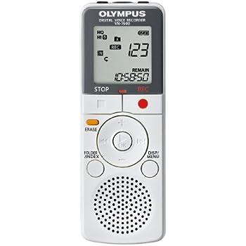 Olympus VN-7600 Enregistreur numérique de poche 1 Go