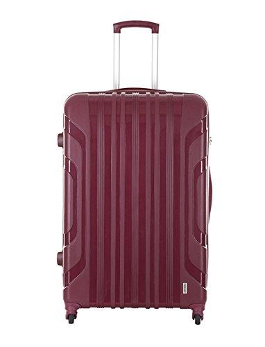 Travel One Valise cabine Incassable - LAKEWOOD BORDEAUX - Taille S - 22cm