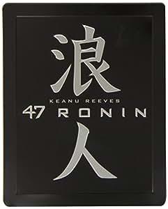 47 Ronin - Steelbook (inkl. Digital Ultraviolet) [3D Blu-ray] [Limited Edition]