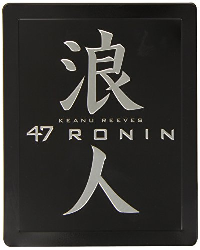 47 Ronin - Steelbook (inkl. Digital Ultraviolet) [3D Blu-ray] [Limited Edition]