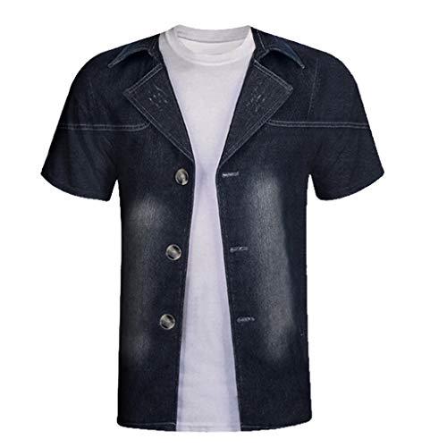 Camiseta De Fiesta Unisex Rude Stag Party Disfraz 3D Ofensive Boobs Printed  tee c4a6216d4689b