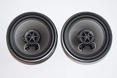 PG Audio EVO II 120, 12 cm 2 Wege Coaxial Auto Lautsprecher, Neu-Ware 1 Paar
