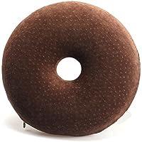 Preisvergleich für Homesave Memory Foam Sitzkissen, Das Donut-Kissen Komfort-Kissen Schöne Gesäßpolster Memory Foam Kissen Unteres Kissen Office-Autositz-Matte