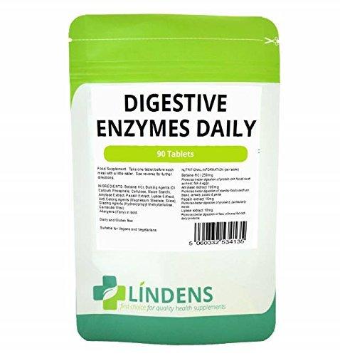 Tonic enzimi digestivi 90 capsule - ampio spettro di origine