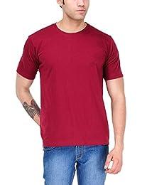 Scott International Men's Cotton T-Shirt (Bsh3-Bl)