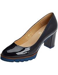 Gadea Charol, Zapatos de Tacón con Punta Cerrada para Mujer