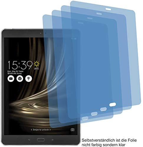 4ProTec 4X ANTIREFLEX matt Schutzfolie für ASUS ZenPad 3S 10 Z500M Bildschirmschutzfolie Displayschutzfolie Schutzhülle Bildschirmschutz Bildschirmfolie Folie