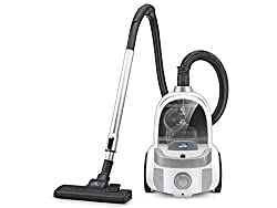 Kent Force Cyclonic KSL-160 Vacuum Cleaner (White/Silver)