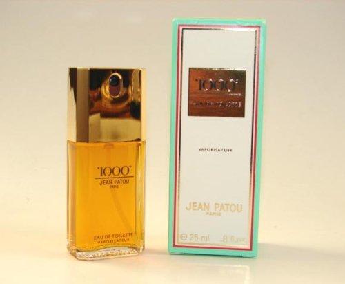 Jean Patou 1000 Edt. Spray 25 ml (1000 Patou)