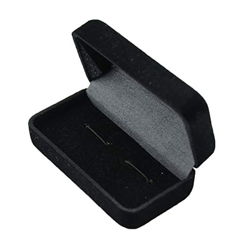 Scrox 1x Caja Gemelos Guardar Joyería Caja Embalaje