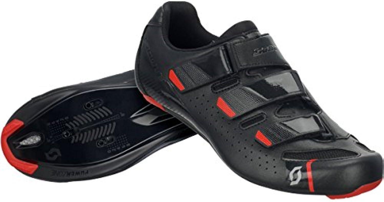 Scott - scarpe scott road comp nero rosso 43 - road comp  -