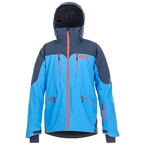 Picture Naikoon Jacket MVT131 Herren-Snowboardjacke Blue Gr. XXL