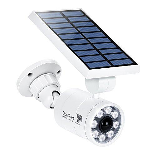 DrawGreen outdoor solar lights