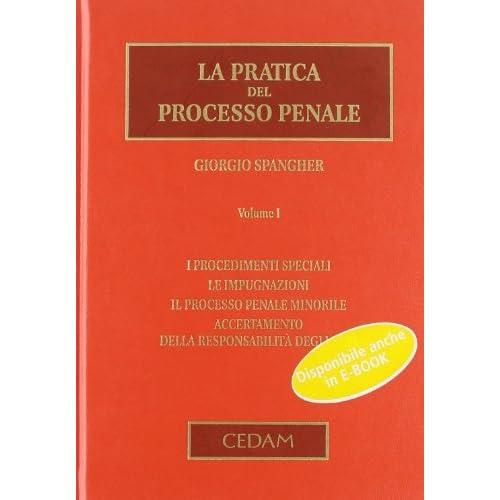 La Pratica Del Processo Penale. Volume I: 1