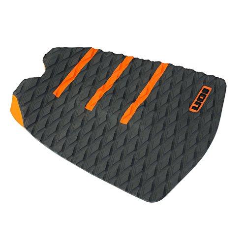 Preisvergleich Produktbild ION Footpad Deck Grip 1-tlg Grau/Orange Surfboard Wellenreiter Kiteboard Pad
