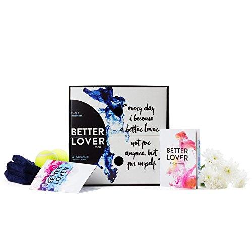 Geschenkbox für Männer Better Lover inkl. Sextoys und erotischer Accessoires AMORELIE