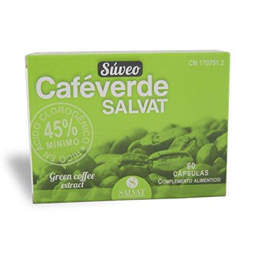 SALVAT - SUEVO CAFEVERDE SALVAT 60 CAPS