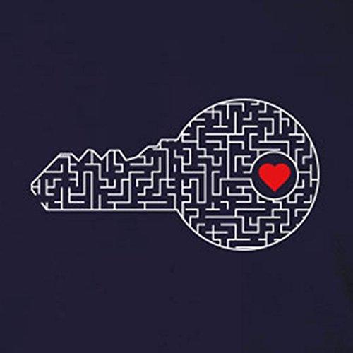 Key to your Heart - Damen T-Shirt Grün