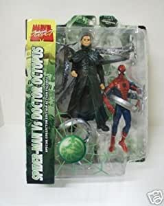Marvel select Spider-Man Vs Doctor Octopus