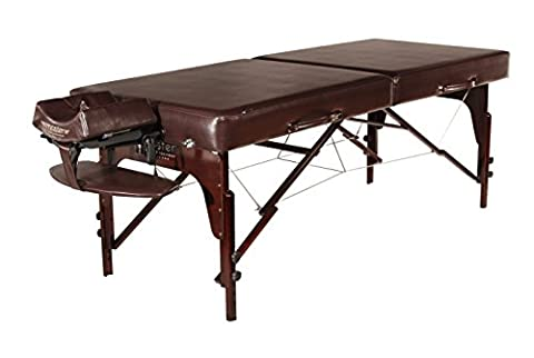 Master Massage 70cm Carlyle Pro Portable Massage Table Bed Couch Deluxe Package with Memory Foam