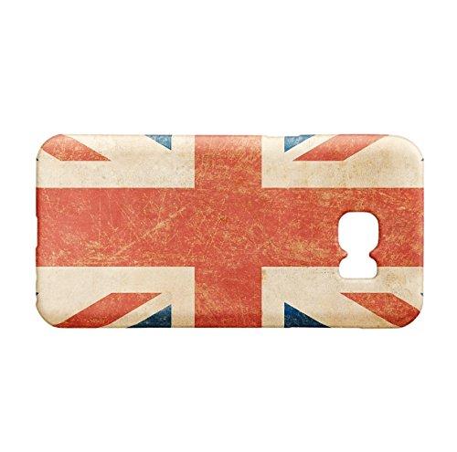 Handy Schale passend für Samsung S7 Edge Urlaub Reise GroÃ?britannien