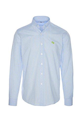 PETERSANT -  Camicia Casual  - Con bottoni  - Uomo Verde