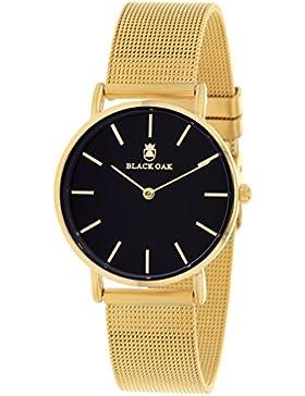 BLACK OAK Damen-Armbanduhr BX42004G-103