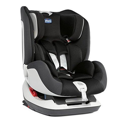 Chicco 08079828510000 Kinderautositz Seat-Up 012 Größe 0/1/2, schwarz