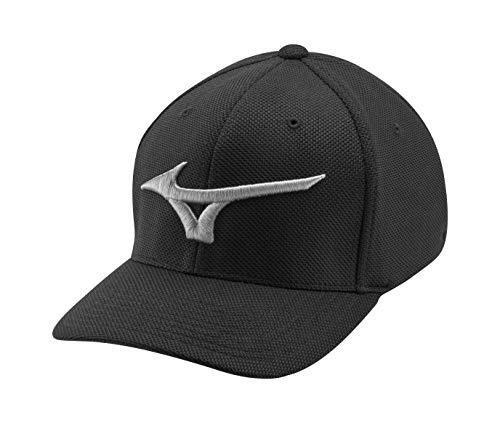Mizuno Herren Tour Performance Baseball Cap, Schwarz (Negro 09), One Size (Herstellergröße: Ns) - World Baseball Classic T-shirts