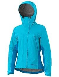 Marmot Damen 3-Lagen GoreTex Performance Shell Wm's Spire Jacket, Bluebird / Methyl Blue, XL, R3550-2667-6