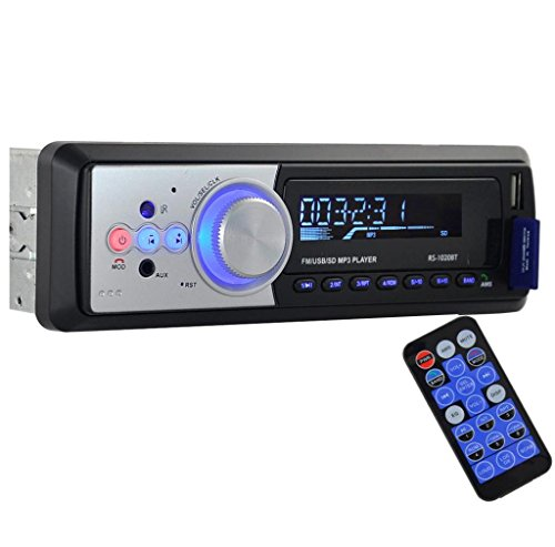 Internet Car Stereo Bluetooth audio en el tablero de FM Receptor de en