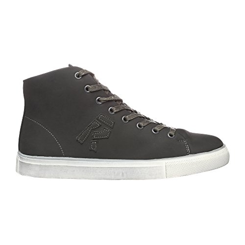 RIFLE Chaussures Homme Baskets, Haute avec Lacets. mod. 162-M-300-385 Gris - Gris clair