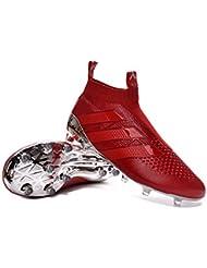 yurmery zapatos para hombre Ace 16Purecontrol rojo botas de fútbol, hombre, rojo, 44