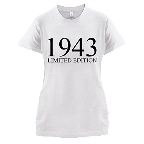 1943 Limierte Auflage / Limited Edition - 74. Geburtstag - Damen T-Shirt -