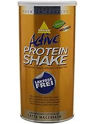 Inkospor ACTIVE Protein Shake sans Lactose Latte Macchiato 450 g
