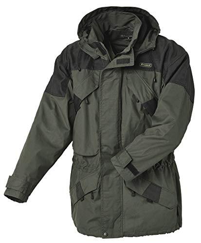 Pinewood Herren Lappland Extrem Jacke, Moosgrün/Schwarz, XXL