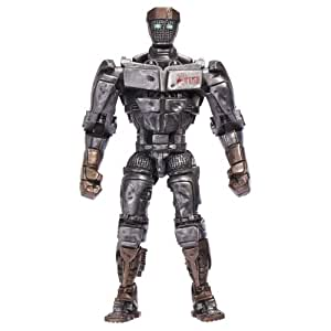 Real Steel Deluxe Feature Figures Wave 1 Atom V1 (japan import)