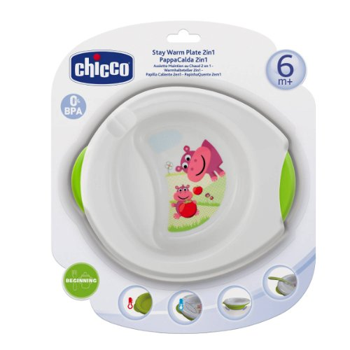Chicco 068260 - Pappacalda 2 in 1 6 mesi+