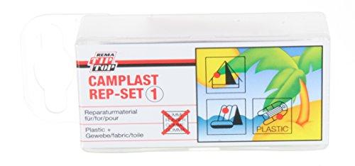 Preisvergleich Produktbild Explorer Camplast1 Reperaturset für Kunststoff Gewebe mini