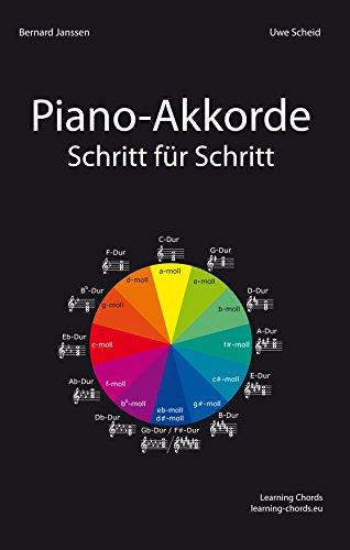 Piano-Akkorde ,Schritt für Schritt