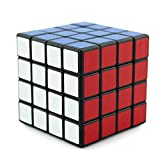 DAYAN Speed Cube Stickerless Puzzle Cube de Vitesse Magique pour Cadeau Magic Cube 4x4x4 Vitesse en Plastique Magic Cube Smooth Easy Turning Puzzles Jouets pour Le Jeu de Formation du Cerveau