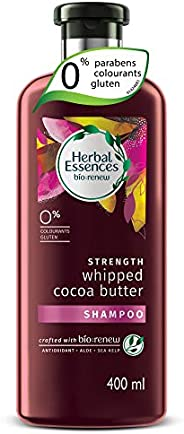Herbal Essences Vitamin E with Cocoa Butter SHAMPOO- For Strengthen and No Hairfall - No Paraben, No Colorants