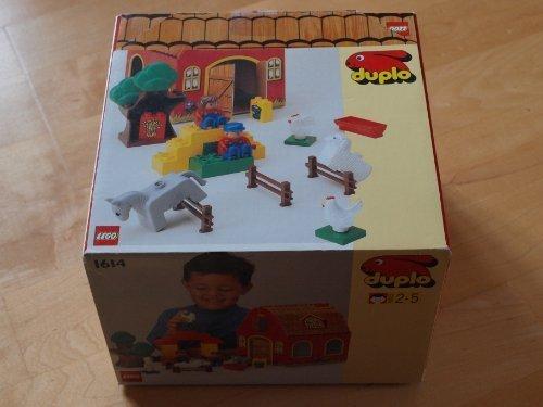 Lego-Duplo-1614-Farm-Collectible-RARITY