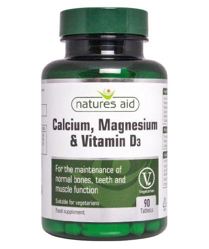 Calcium, Magnesium et Vitamine D 3