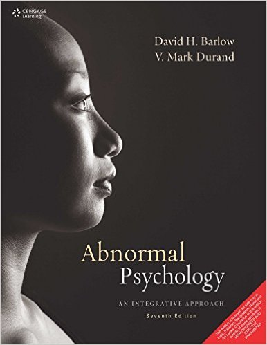By Barlow - Abnormal Psychology: An Integrative Approach (MindTap Psychology (7th Edition) (1905-07-22) [Paperback]