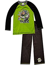 Garçons Toy Story Buzz Light Year Cadrage en pied Pyjamas Age 4 à 8 ans